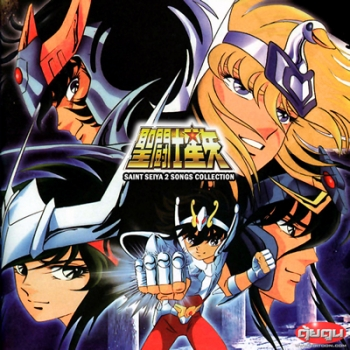 Saint Seiya 2 Songs Collection