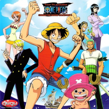 One Piece Character Songs 1