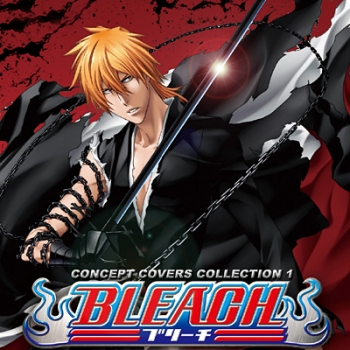 Bleach Concept Covers 1