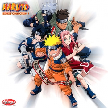Naruto Songs Collection 1