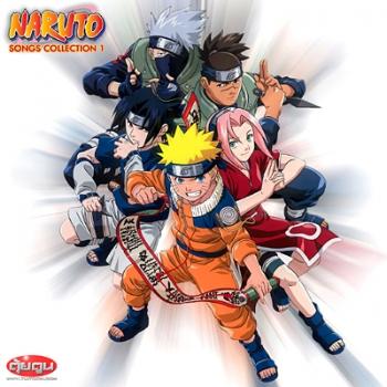 Naruto Songs Collection 1