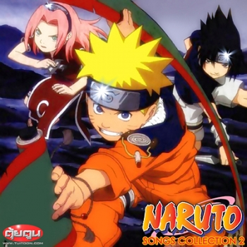 Naruto Songs Collection 2
