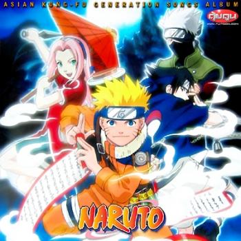 Naruto : Asian Kung-Fu Generation Album