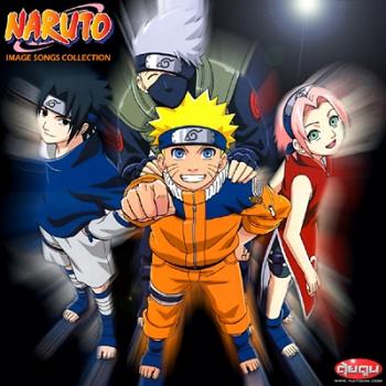 Naruto Image Songs Collection