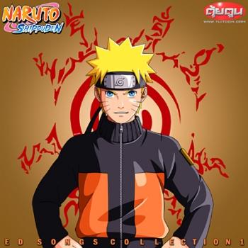 Naruto Shippuden ED Songs 1