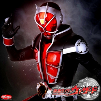 Kamen Rider Wizard The Movie & Special Song