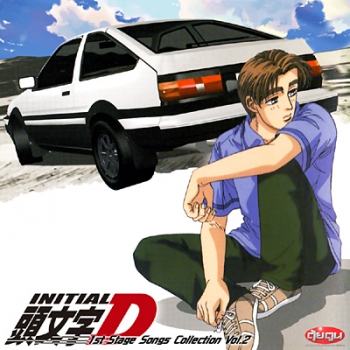 Initial D 1st Stage 2