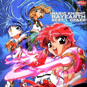 Magic Knight Rayearth Best 1