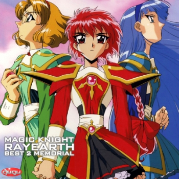 Magic Knight Rayearth Best 2
