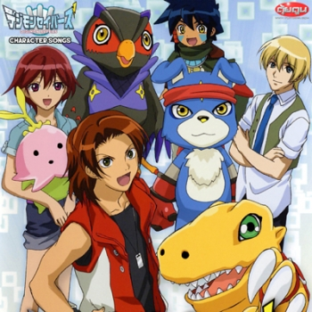 Digimon Savers Character Songs