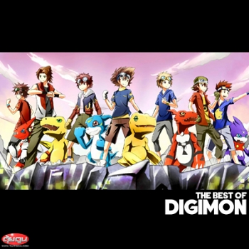 Digimon The Best