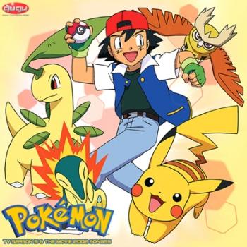 Pokemon Season 5 & The Movie 2002