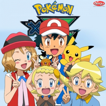 Pokemon XY The Best