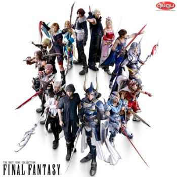 Final Fantasy The Best Song Collection