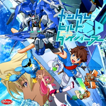 Gundam Build Divers & Divers Rerise