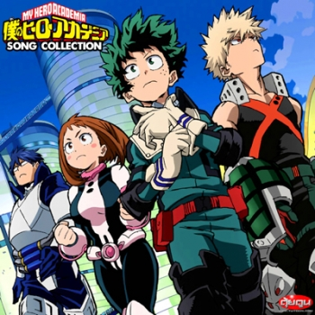 My Hero Academia Song Collection